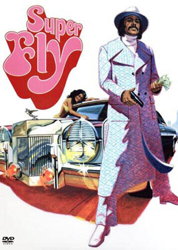 Super Fly (1972 Ron O'Neal) (Superfly) DVD NEW