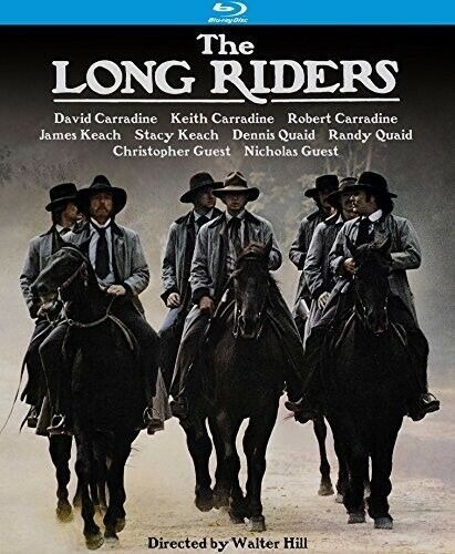 The Long Riders (2 Disc) BLU-RAY NEW
