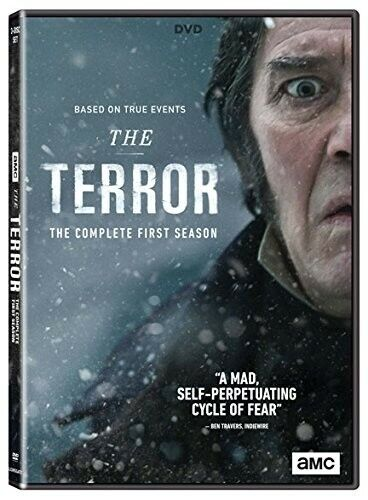 The Terror (2018): The Complete First Season (Season 1) (3 Disc) DVD NEW