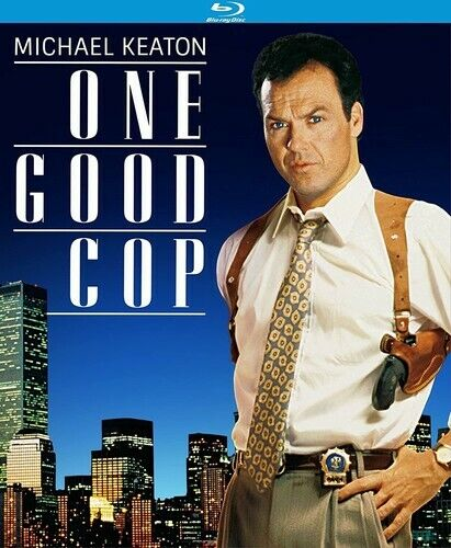 One Good Cop BLU-RAY NEW