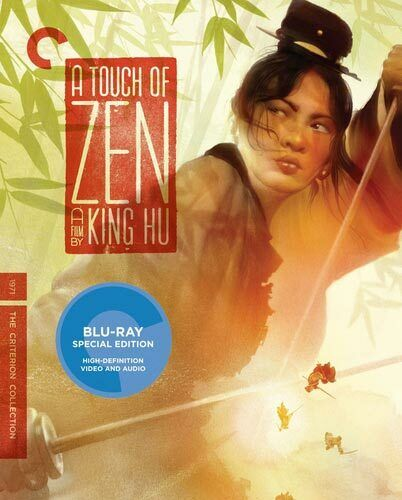 A Touch of Zen (The Criterion Collection, Mastered in 4K) BLU-RAY NEW