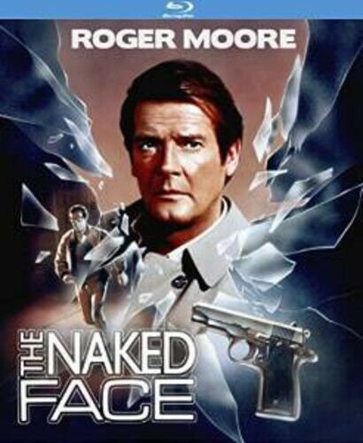 The Naked Face BLU-RAY NEW