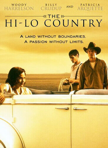The Hi-Lo Country DVD NEW