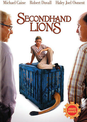 Secondhand Lions DVD NEW