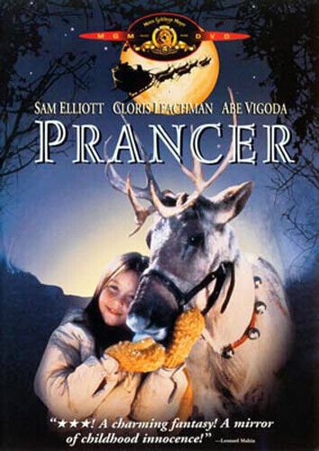 Prancer (1989 Sam Elliott) DVD NEW