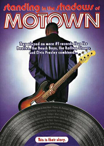 Standing in the Shadows of Motown (2 Disc) DVD NEW