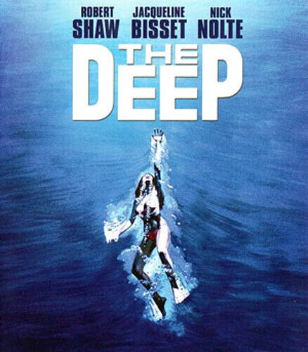 The Deep (1977 Jacqueline Bisset) BLU-RAY NEW
