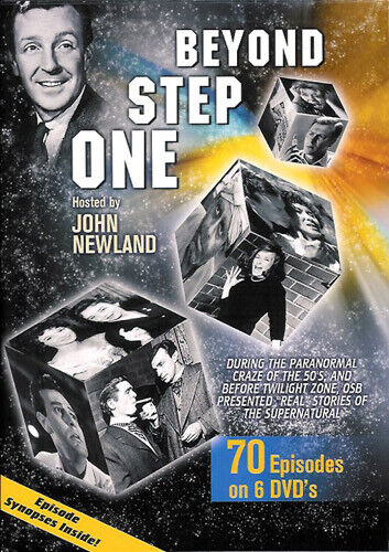 One Step Beyond: 70 Episodes (6 Disc) DVD NEW