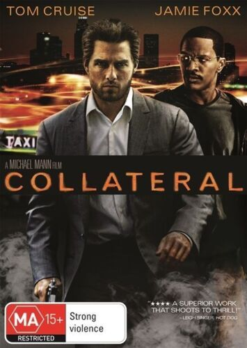 COLLATERAL NEW &SEALED REGION 4