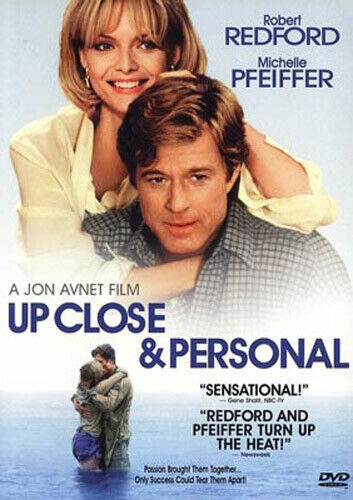 Up Close and Personal DVD NEW