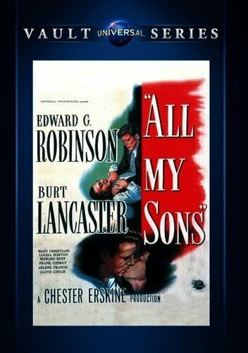 All My Sons DVD NEW