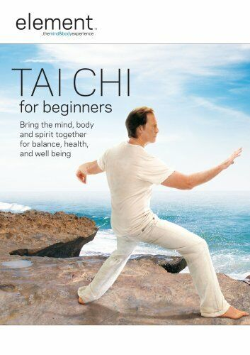 Element: Tai Chi for Beginners DVD NEW