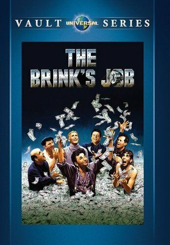 The Brink's Job DVD NEW