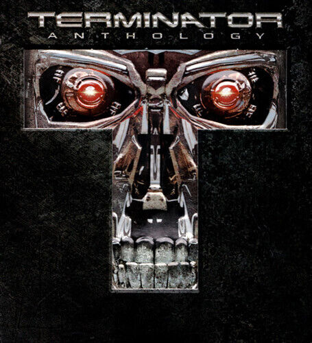 Terminator: Anthology 1 / 2 / 3 / 4 (5 Disc, Collectors Edition) BLU-RAY NEW