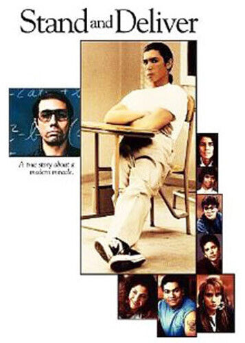 Stand and Deliver DVD NEW