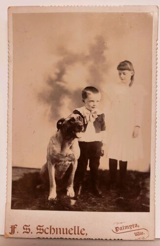 ANTIQUE VINTAGE HIDDEN SPIRIT ODDITY AMERICAN VICTORIAN PALMYRA WI UNUSUAL PHOTO