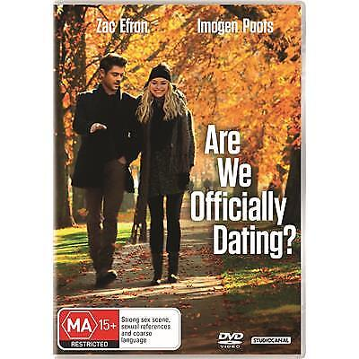 ARE WE OFFICIALLY DATING? NEW & SEALED REGION 4