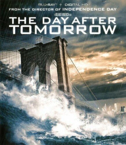 The Day After Tomorrow BLU-RAY NEW