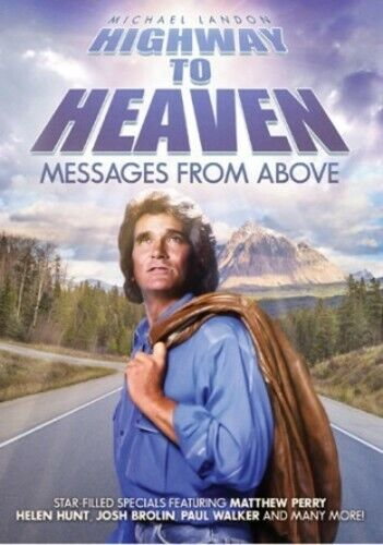 Highway to Heaven: Messages from Above DVD NEW