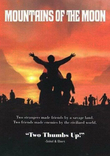 Mountains of the Moon DVD NEW