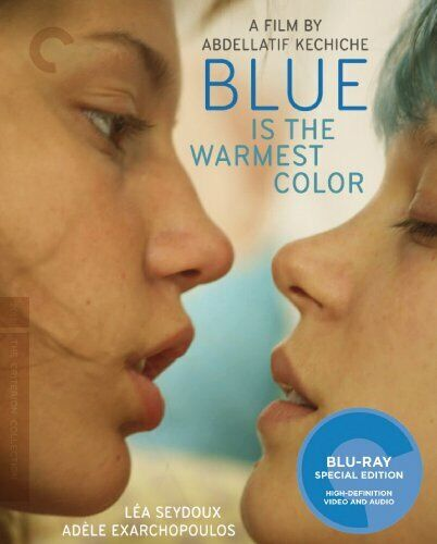 Blue Is the Warmest Color (The Criterion Collection) BLU-RAY NEW