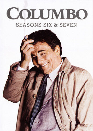 Columbo: The Complete Sixth and Seventh Seasons (Seasons 6 / 7) (3 Disc) DVD NEW