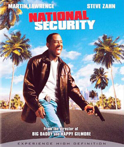 National Security BLU-RAY NEW