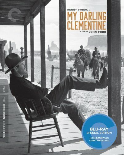 My Darling Clementine (The Criterion Collection, 4K, Pre-release) BLU-RAY NEW