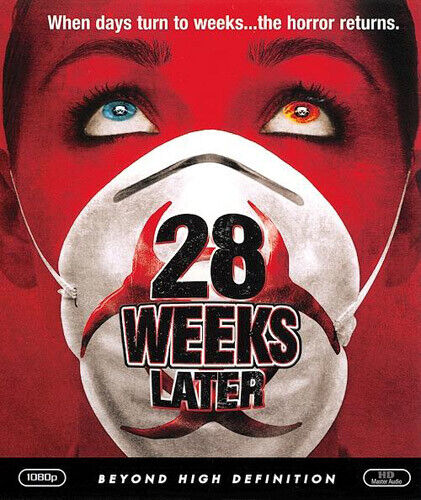 28 Weeks Later BLU-RAY NEW
