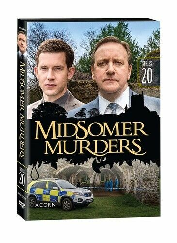 Midsomer Murders: Series 20 DVD NEW