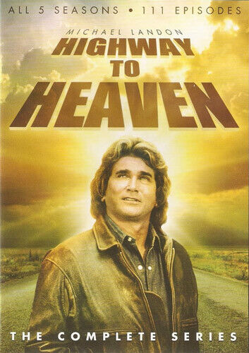 Highway to Heaven: The Complete Series (23 Disc) DVD NEW