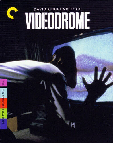 Videodrome (The Criterion Collection) BLU-RAY NEW
