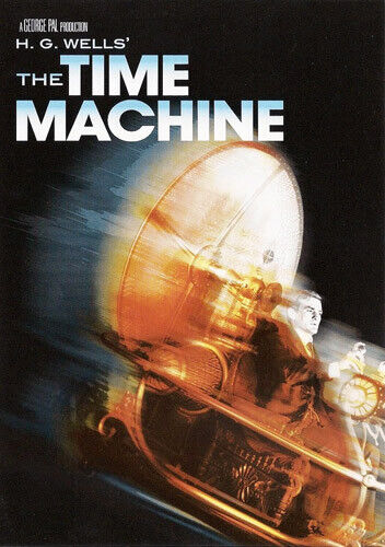 The Time Machine (1960 Rod Taylor) DVD NEW