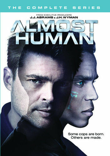 Almost Human: The Complete Series (3 Disc) DVD NEW