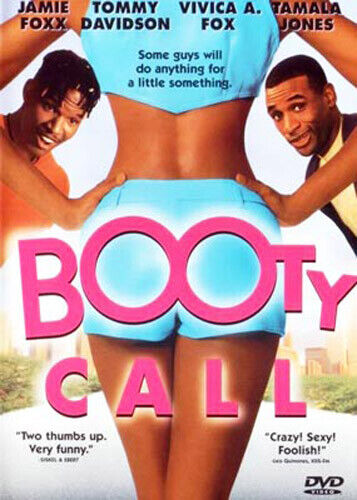 Booty Call DVD NEW