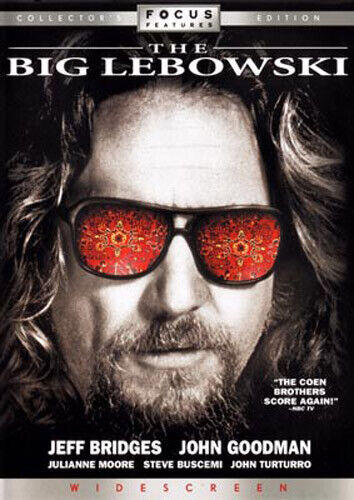 The Big Lebowski (Collectors Edition) DVD NEW
