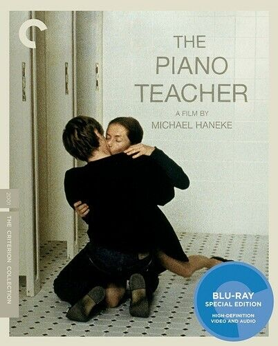 The Piano Teacher (The Criterion Collection) BLU-RAY NEW