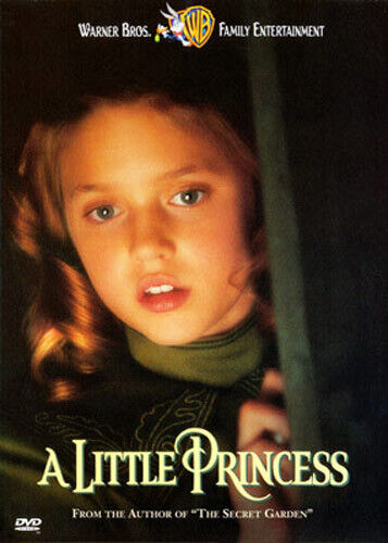 A Little Princess (1995 Liesel Matthews) DVD NEW