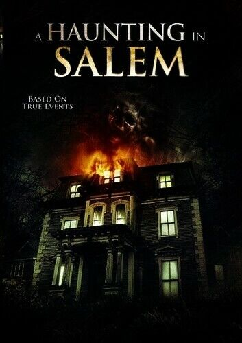A Haunting in Salem DVD NEW