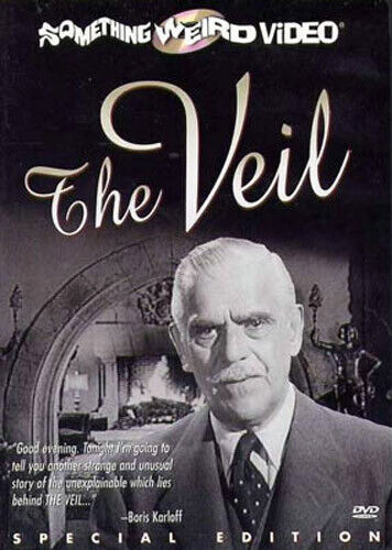The Veil (1958): The Complete Series (Boris Karloff) (2 Disc, Special) DVD NEW