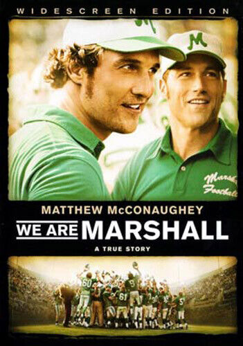 We Are Marshall DVD NEW