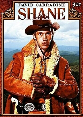 Shane: The Complete Series (3 Disc) DVD NEW