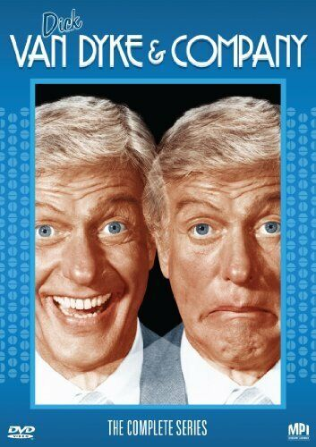 Dick Van Dyke and Company: The Complete Series (4 Disc) DVD NEW