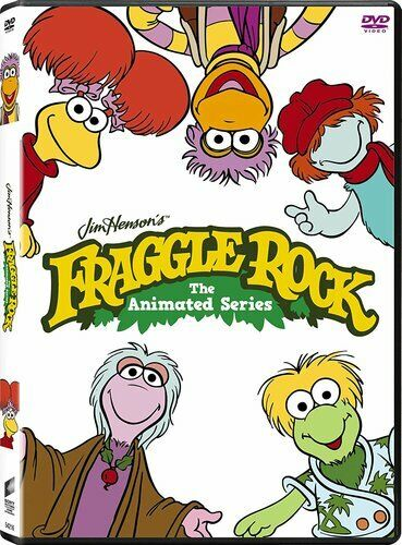 Fraggle Rock: The Complete Animated Series (2 Disc) DVD NEW