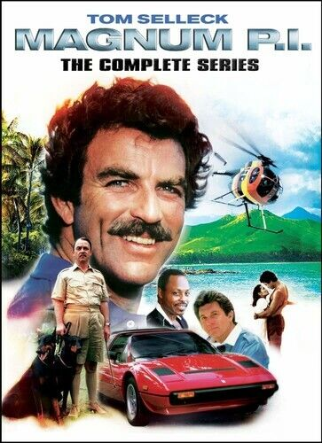 Magnum, P.I.: The Complete Series (42 Disc) DVD NEW