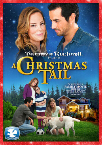 A Christmas Tail DVD NEW