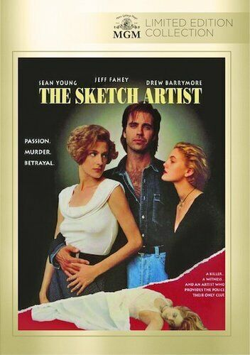 The Sketch Artist (1992 Jeff Fahey) DVD NEW