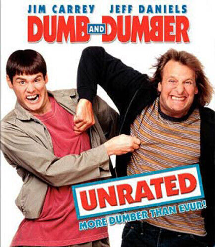 Dumb and Dumber (Unrated Version) BLU-RAY NEW
