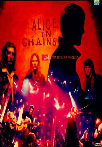 Alice in Chains: MTV Unplugged DVD NEW