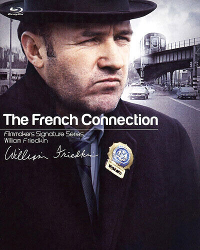 The French Connection BLU-RAY NEW